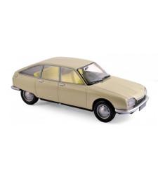 Citroen GS 1971 - Erable Beige