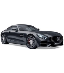 Mercedes-AMG GT S 2018 - Black metallic