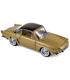 Renault Floride 1959 - Bahamas Yellow metallic