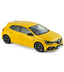 Renault Megane R.S. 2017 - Sirius Yellow
