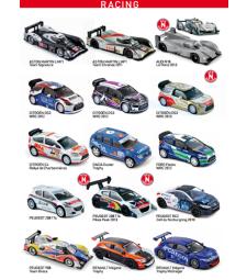 RACING CARS NOREV DIE-CAST - 1 брой