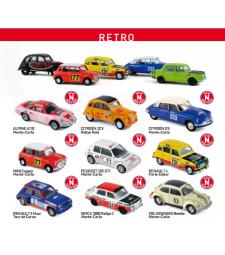 RACING RETRO CARS NOREV DIE-CAST - 1 брой