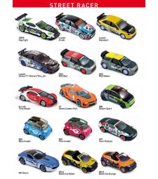 STREET RACER CARS NOREV DIE-CAST - 1 брой