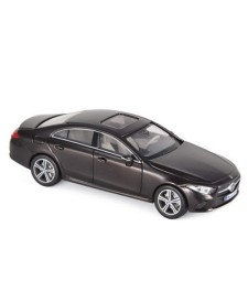 Mercedes-Benz CLS-Klasse 2018 - Ruby Red metallic