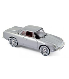 Alpine Renault A108  Coupe 2 + 2 1961 - Silver