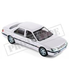 Peugeot 605 1998 - White