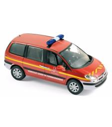 """Peugeot 807 2008 - """"Pompiers"""""""