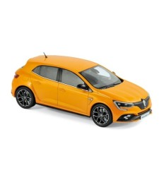 Renault Megane R.S. 2017 - Tonic Orange