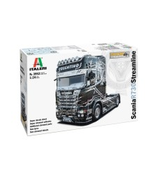 1:24 Камион влекач SCANIA R730 STREAMLINE ShowTrucks