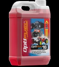 OptiFuel Optimix RTR 16% Nitro Авто гориво, 5 л