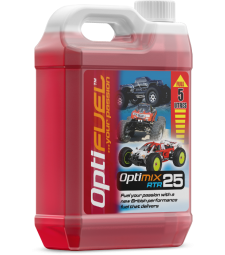 OptiFuel Optimix RTR 25% Nitro Авто гориво, 5 л