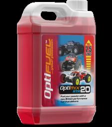 OptiFuel Optimix RTR 20% Nitro Авто гориво, 2.5 л