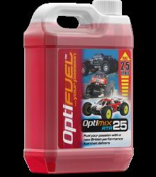 OptiFuel Optimix RTR 25% Nitro Авто гориво, 2.5 л