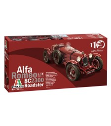 "1:12 Автомобил ALFA ROMEO 8C 2300 ""Roadster"""