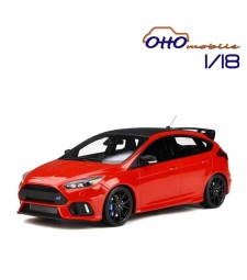 FORD FOCUS RS RACE RED