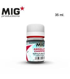 MIGP250 Absolute Chipping (35 ml) - Акрилен разтвор за реалистичен чипинг ефект