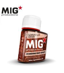 P411 Standard Rust Effects (75 ml) - Ефект за сглобяем модел