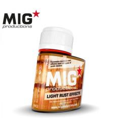 P412 Light Rust Effects (75 ml) - Ефект за сглобяем модел