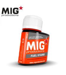 P700 Fuel Stains (75 ml) - Ефект за сглобяем модел