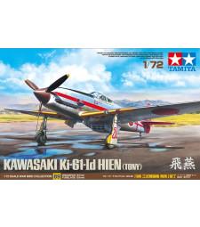 1:72 Японски изтребител Ki-61-Id Hien