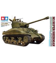 1:35 Израелски танк M1 Super Sherman - 2 фигури