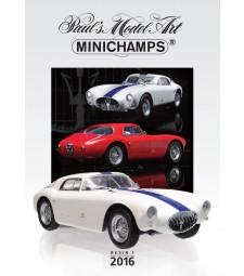 Каталог Minichamps - 2016 - Модели от смола (PMA CATALOGUE - 2016 - RESIN)