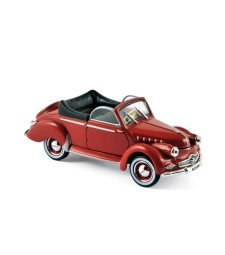 Panhard Dyna X Cabriolet 1951 - Red