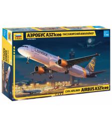 1:144 Граждански самолет AIRBUS A321ceo
