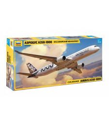 1:144 Пътнически самолет AIRBUS A350-1000