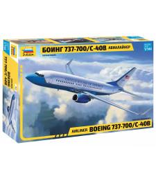 1:144 Пътнически самолет BOEING 737-700