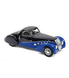 Peugeot 302 Darl'Mat Coupe 1937 Dark & Clear Blue