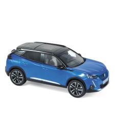 Peugeot e-2008 GT 2020 - Blue