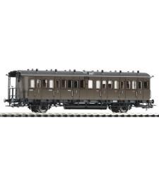 Пътнически вагон 53140  2.Klasse DRG, епоха II