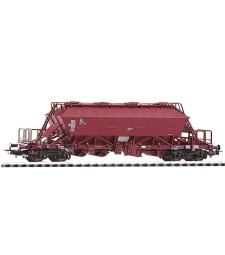 Товарен вагон 4-Axle Covered Hopper Uaoos933 DR, епоха IV