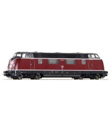 Дизелов локомотив BR 220.0 DB, епоха IV