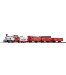 Стартов комплект Цирков влак с три вагона, епоха III