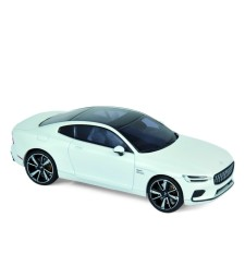 Polestar 1 2020 - Snow White & black frame & beige interior