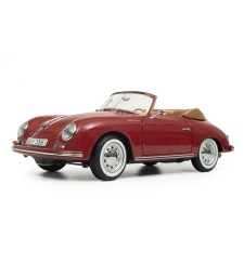 Porsche 356 A, Red