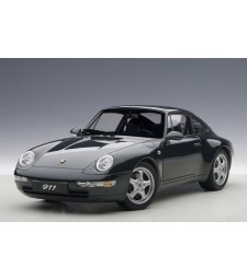 Porsche 993 Carrera 1995 (dark green metallic)