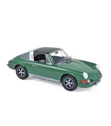 Porsche 911 S Targa 1973 - Green