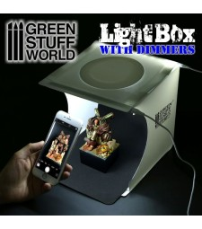 Light Box with dimmers