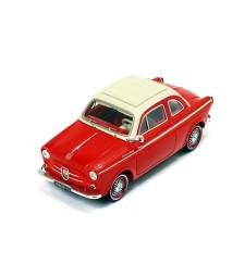 NSU-Fiat Weinsberg 500 1960 - Red & White