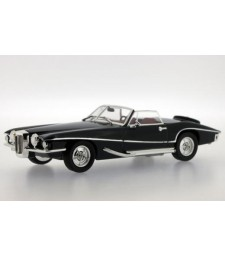 STUTZ BLACKHAWK Convertible 1971 Black