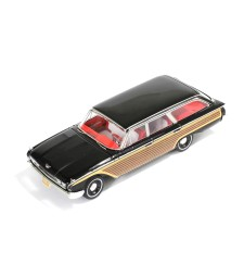 Ford Country Squire 1960 black