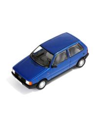 Fiat Uno 1983 blue