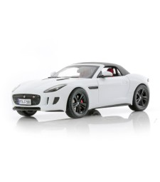 JAGUAR F-TYPE V8 S With Soft Top 2013 White