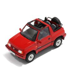 SUZUKI VITARA Convertible 1992 Red