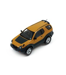 Isuzu Vehicross 1997 - Yellow