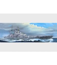 1:350 Германски крайцер  Prinz Eugen 1945