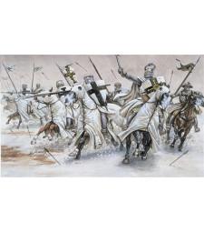 1:72 Тевтонски рицари - TEUTONIC KNIGHTS - 34 фигури общо